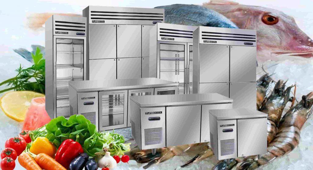 Tổng hợp tủ lạnh công nghiệp