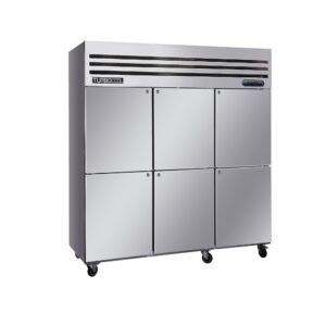 TurboCool tủ lạnh công nghiệp 6 đứng inox URC 6S
