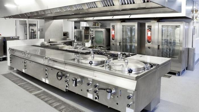 Tiêu chuẩn thiết kế bếp nhà hàng đơn giản và thông minh
