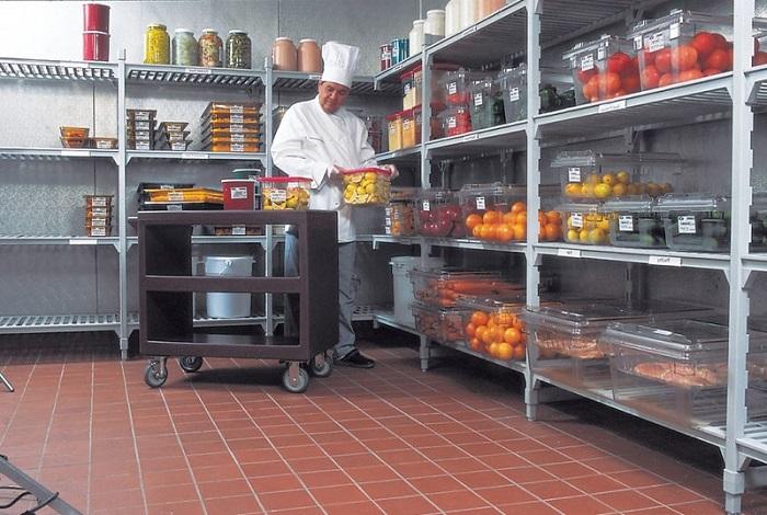 Tiêu Chuẩn Bếp Nhà Hàng Tối Ưu Không Gian Đạt Chuẩn